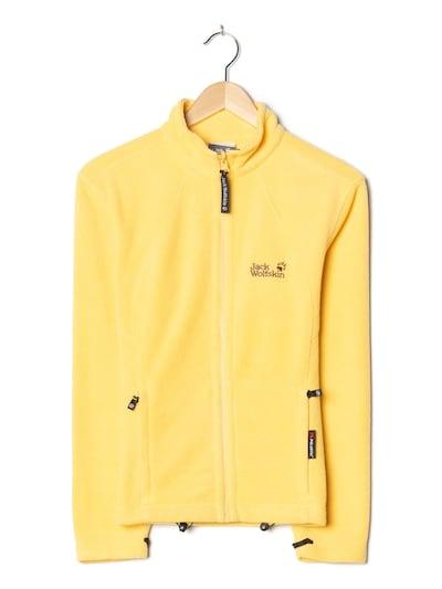 JACK WOLFSKIN Jacket & Coat in L in Mustard, Item view