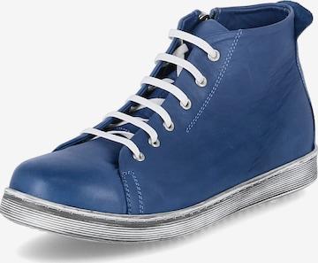 ANDREA CONTI Stiefelette in Blau