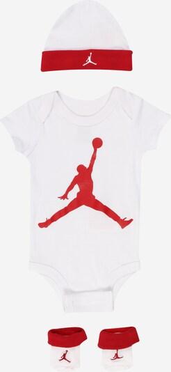 Jordan Set 'JUMPMAN' in rot / weiß, Produktansicht