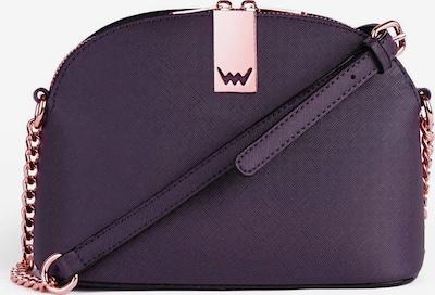 Vuch Tasche in rosegold / lila, Produktansicht