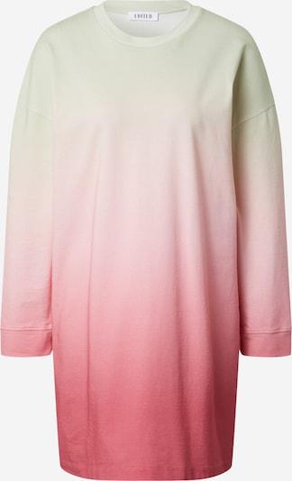EDITED Robe 'Allie' en mélange de couleurs, Vue avec produit
