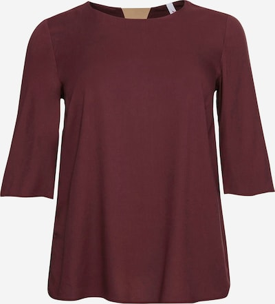 SHEEGO Tunic in Wine red, Item view