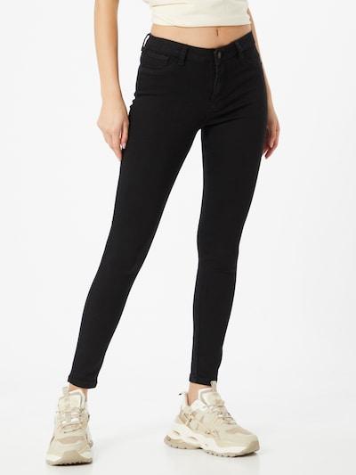 Missguided Jeans in de kleur Black denim, Modelweergave