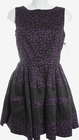 Closet London Dress in XL in Black