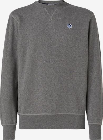 North Sails Sweatshirt in graumeliert, Produktansicht