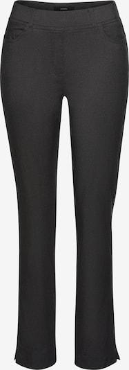 Navigazione Bequeme Stretchhose in Kurzform in schwarz, Produktansicht
