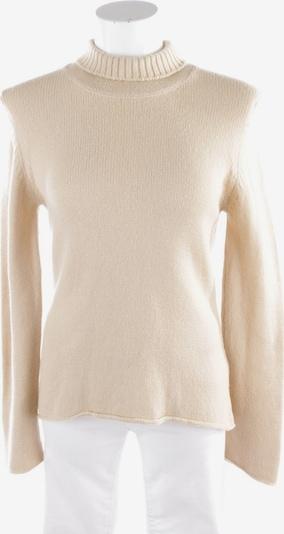 Malo Pullover / Strickjacke in S in beige, Produktansicht