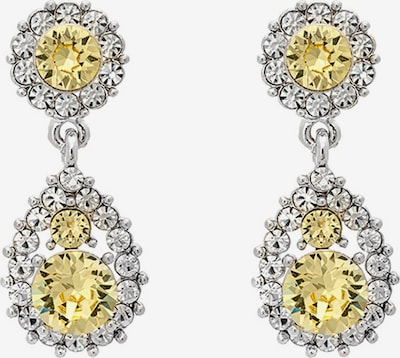 LILY AND ROSE Earrings 'Sofia' in Yellow / Silver / White, Item view