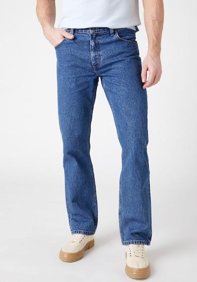 WRANGLER Jeans in blau, Modelansicht