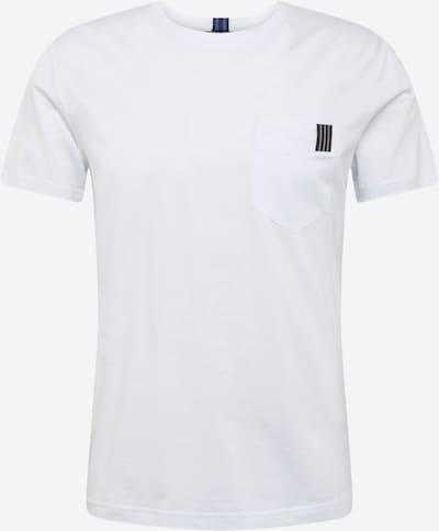 ANTONY MORATO Тениска в синьо / черно / бяло, Преглед на продукта