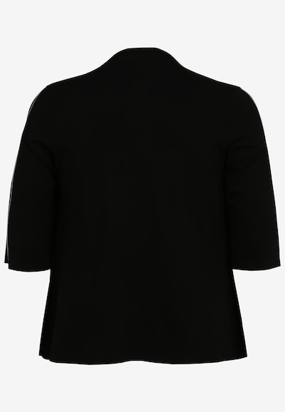 Doris Streich Sweatvest in de kleur Zwart, Productweergave
