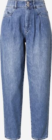 Dawn Voltidega teksapüksid, värv sinine