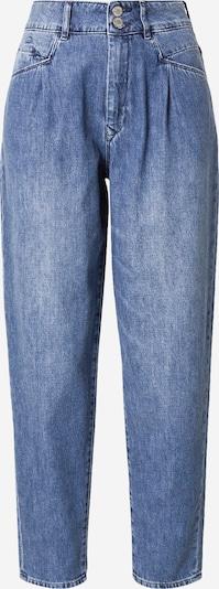 Dawn Pantalón vaquero plisado en azul denim, Vista del producto