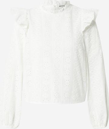 NAF NAF Bluse 'ROUROU' in Weiß