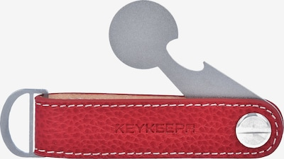 Keykeepa Schlüsselmanager 'Loop' in rot, Produktansicht