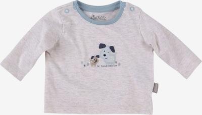 SIGIKID Shirt in hellblau / graumeliert, Produktansicht
