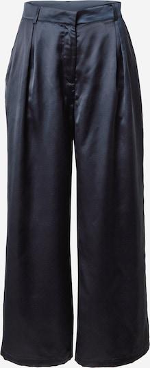 NU-IN Pantalon à pince en noir, Vue avec produit