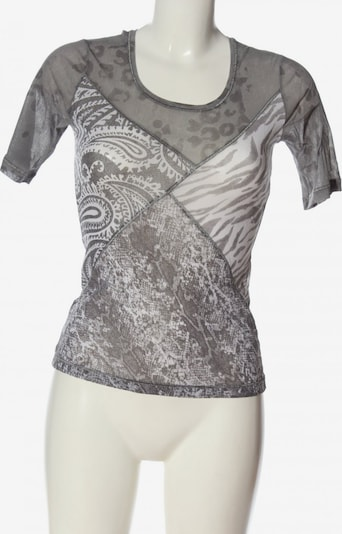 Dibari Top & Shirt in M in Light grey / White, Item view