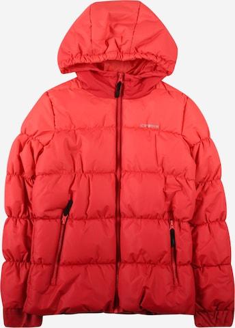 ICEPEAK Winterjacke in Rot