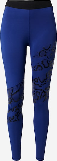 PUMA Leggings in blau / schwarz, Produktansicht