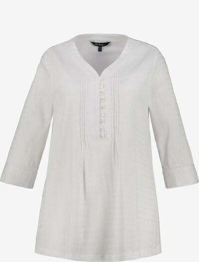 Ulla Popken Tunika in weiß, Produktansicht