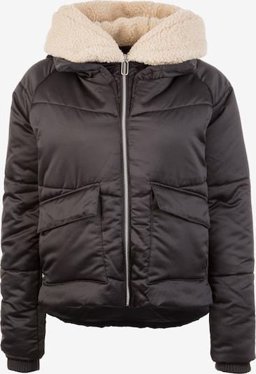 Urban Classics Prechodná bunda - piesková / čierna, Produkt