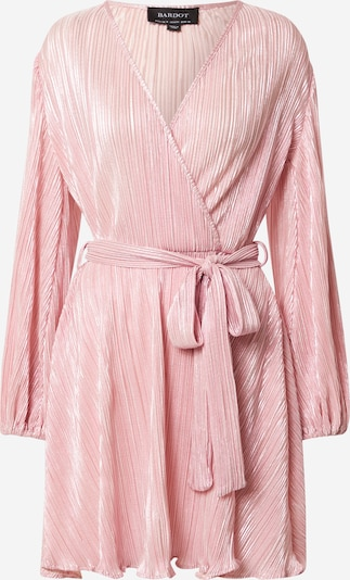 Bardot Jurk 'Bellissa' in de kleur Pink, Productweergave