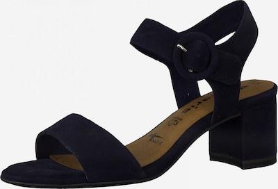 Sandale cu baretă TAMARIS pe navy, Vizualizare produs