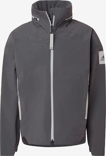 ADIDAS PERFORMANCE Sportjas 'MYSHELTER' in de kleur Grijs, Productweergave