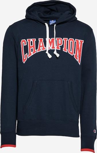 Champion Authentic Athletic Apparel Sweatshirt in de kleur Navy / Rood / Wit, Productweergave