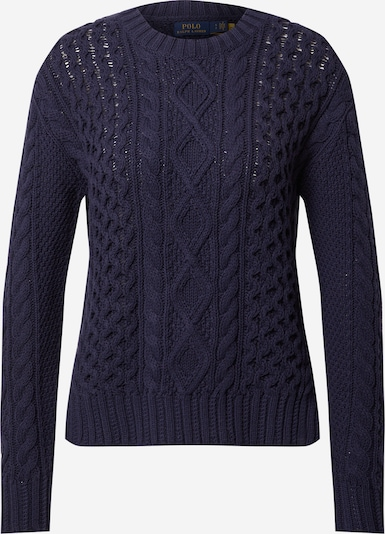 POLO RALPH LAUREN Sweater 'BOXY' in Navy: Frontal view