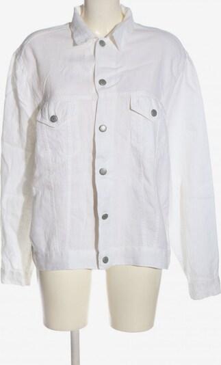 Backstage Langarmhemd in XL in weiß, Produktansicht