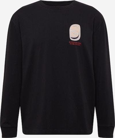 Tricou SCOTCH & SODA pe mai multe culori / negru, Vizualizare produs