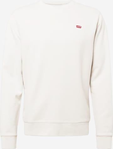 LEVI'S Sweatshirt 'New Original' i grå