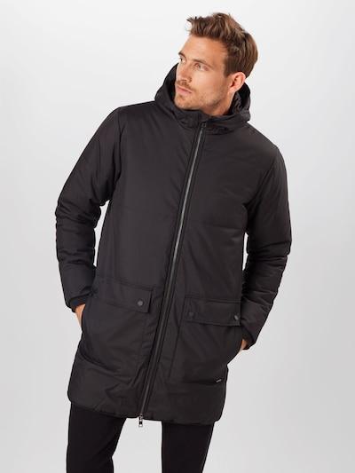 Rudeninis-žieminis paltas 'Miles' iš !Solid , spalva - juoda, Modelio vaizdas