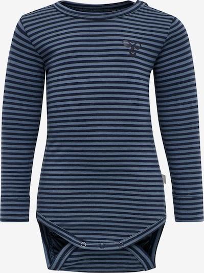Hummel Rompertje/body 'Mulle' in de kleur Blauw / Donkerblauw, Productweergave