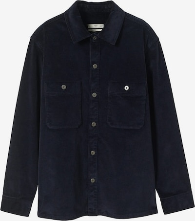 MANGO MAN Button Up Shirt 'Pompeia-i' in Black, Item view