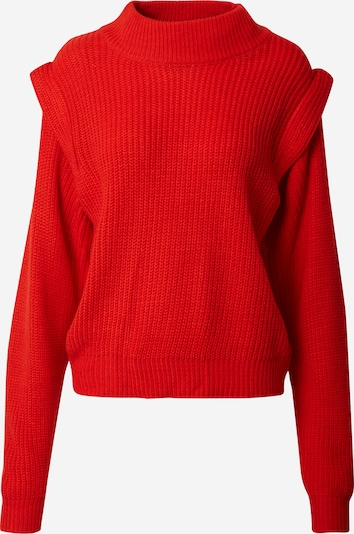 Missguided Pullover in rot, Produktansicht