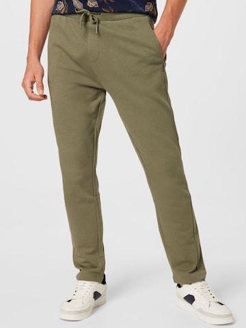 Pantaloni di TOM TAILOR in verde