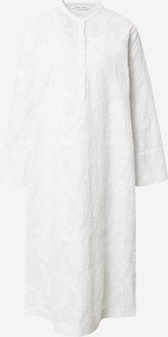 Samsoe Samsoe Blusekjoler 'Jute' i hvit