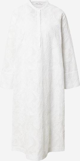 Samsoe Samsoe Blousejurk 'Jute' in de kleur Offwhite, Productweergave