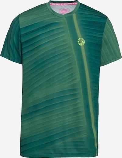 BIDI BADU T-Shirt Enkil mit lässigem Alloverprint in grün, Produktansicht