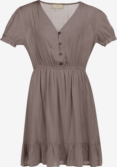 MYMO Kleid in taupe, Produktansicht