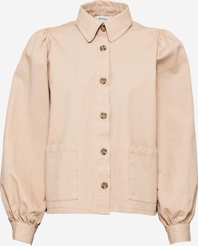 modström Jacke 'Ivette' in beige, Produktansicht