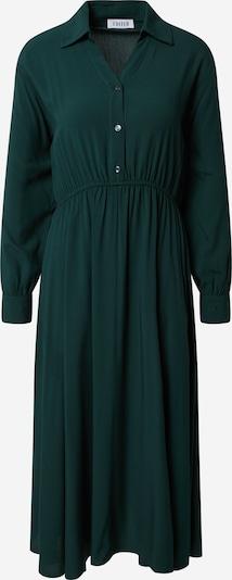 EDITED Robe-chemise 'Lisette' en vert, Vue avec produit