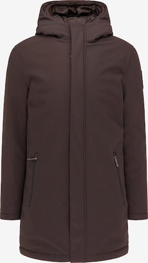 MO Winterjas in de kleur Donkerbruin, Productweergave