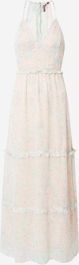 Superdry Kleid 'MARGAUX' in blau / jade / pastellpink / weiß, Produktansicht