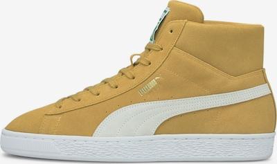 PUMA Sneaker 'Suede' in honig / weiß, Produktansicht