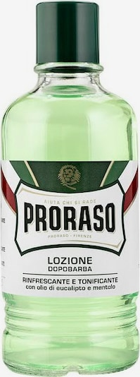 Proraso 'Professional After Shave Lotion Refresh' in oliv / transparent / weiß, Produktansicht
