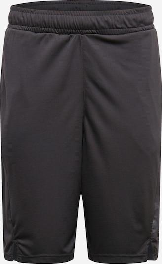 PUMA Spodnie sportowe w kolorze szary / czarnym, Podgląd produktu